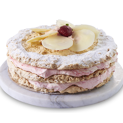 Gluten free cakes view our full selection of gluten free cakes gluten free raspberry delight cake sydney negle Choice Image
