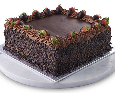 Large Square Cakes