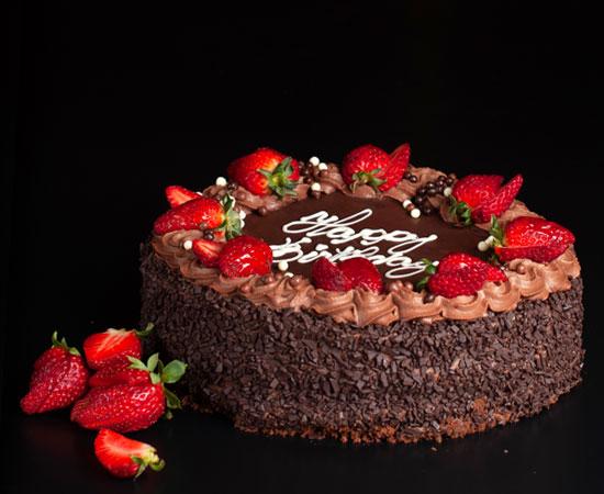 Chocolate Decorated Sponge Cake Sydney | CBD Cakes ...