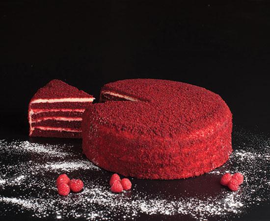 Phenomenal Red Velvet Cake Sydney Cbd Cakes Sponge Cakes Sydney Funny Birthday Cards Online Elaedamsfinfo